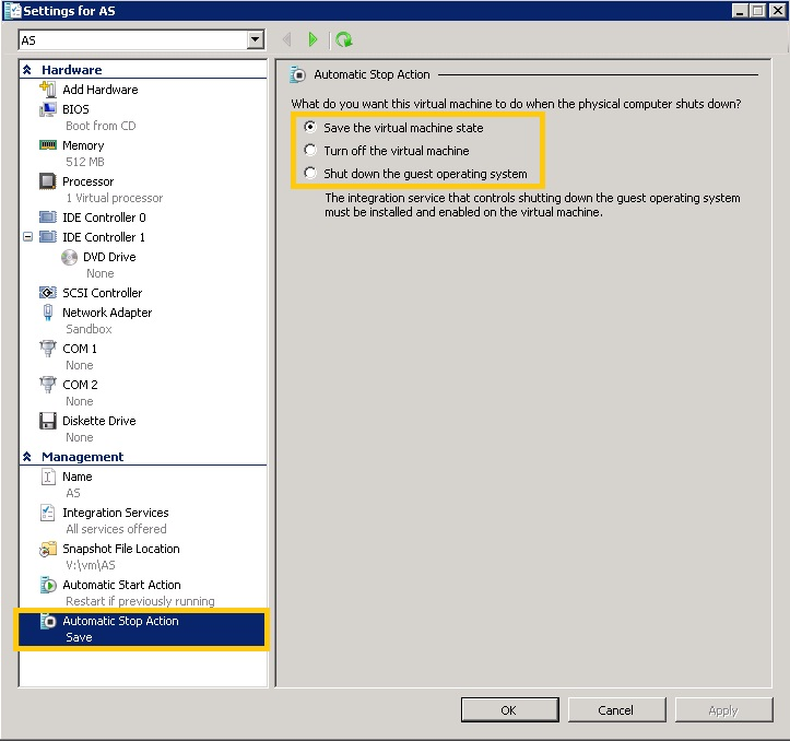 Hyper-V_Auto_Stop_Actions