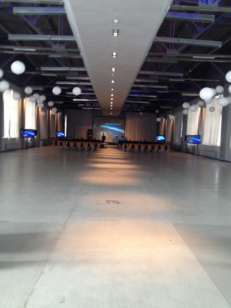 02 - Hall before beginning