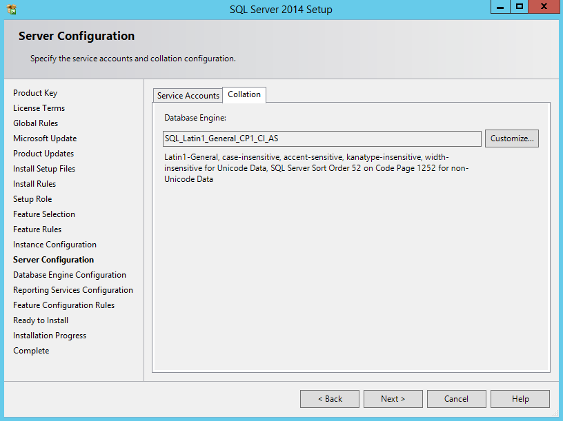SQL Server Collation 01