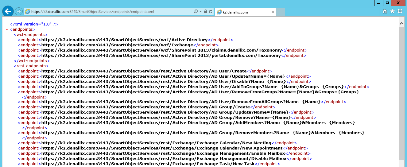 HTTPS endpoints.xml