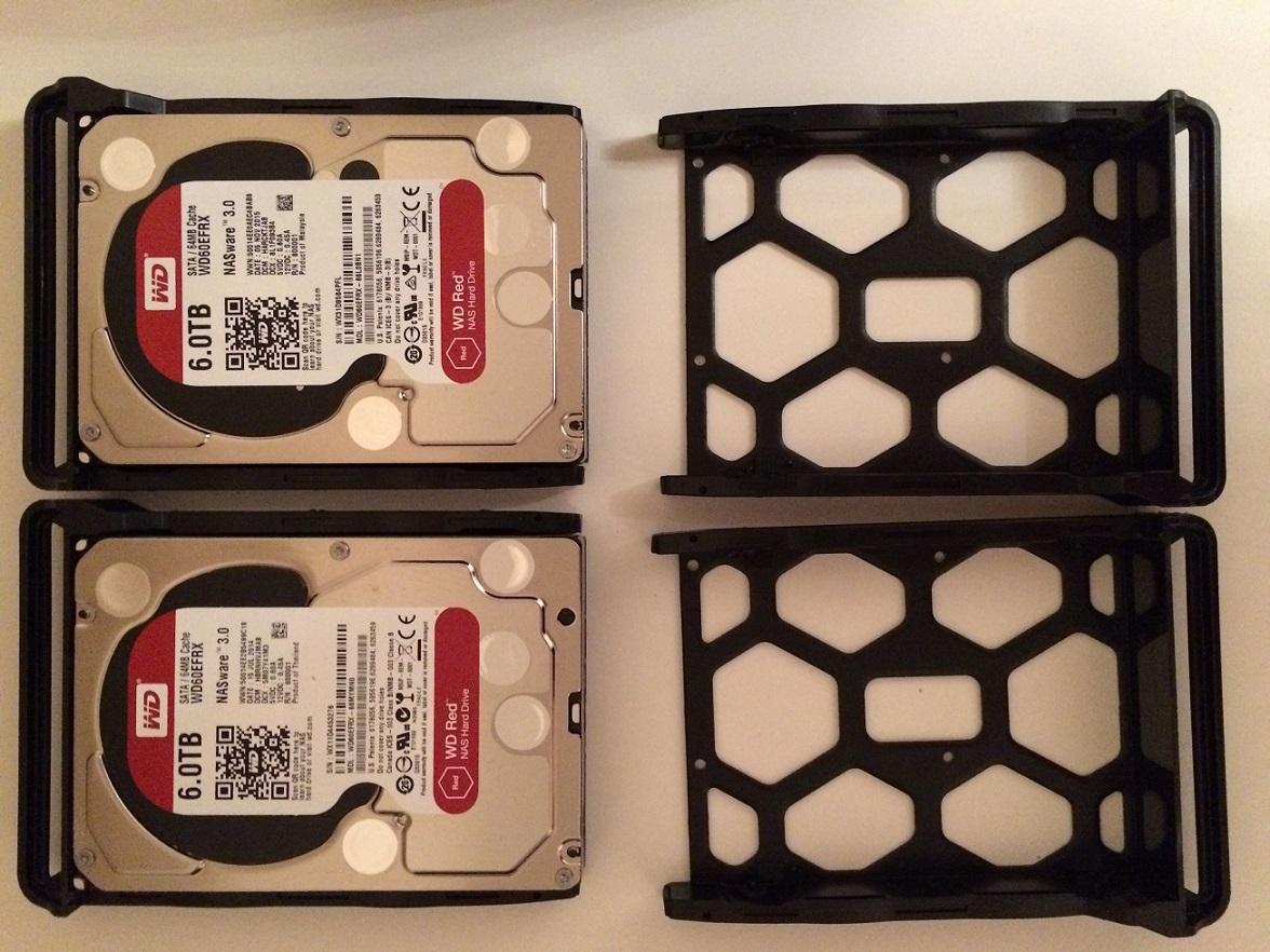 DS415+ RAM Upgarde 003