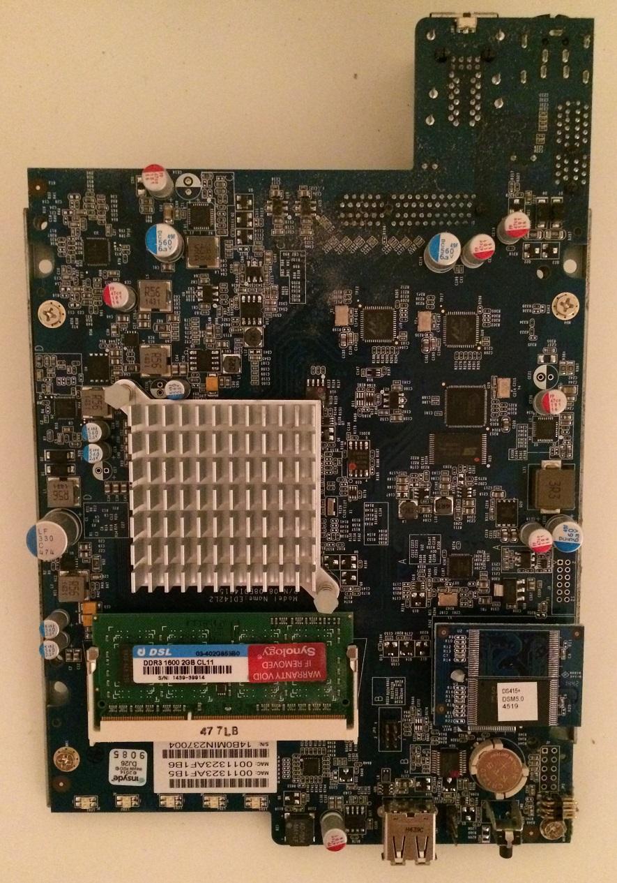 DS415+ RAM Upgarde 020