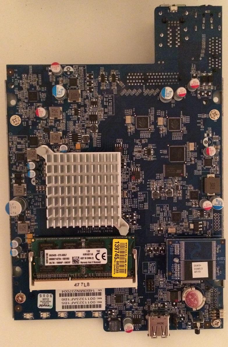 DS415+ RAM Upgarde 025