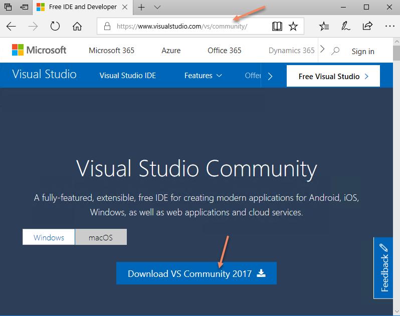 Visual Studio | Mike's Blog
