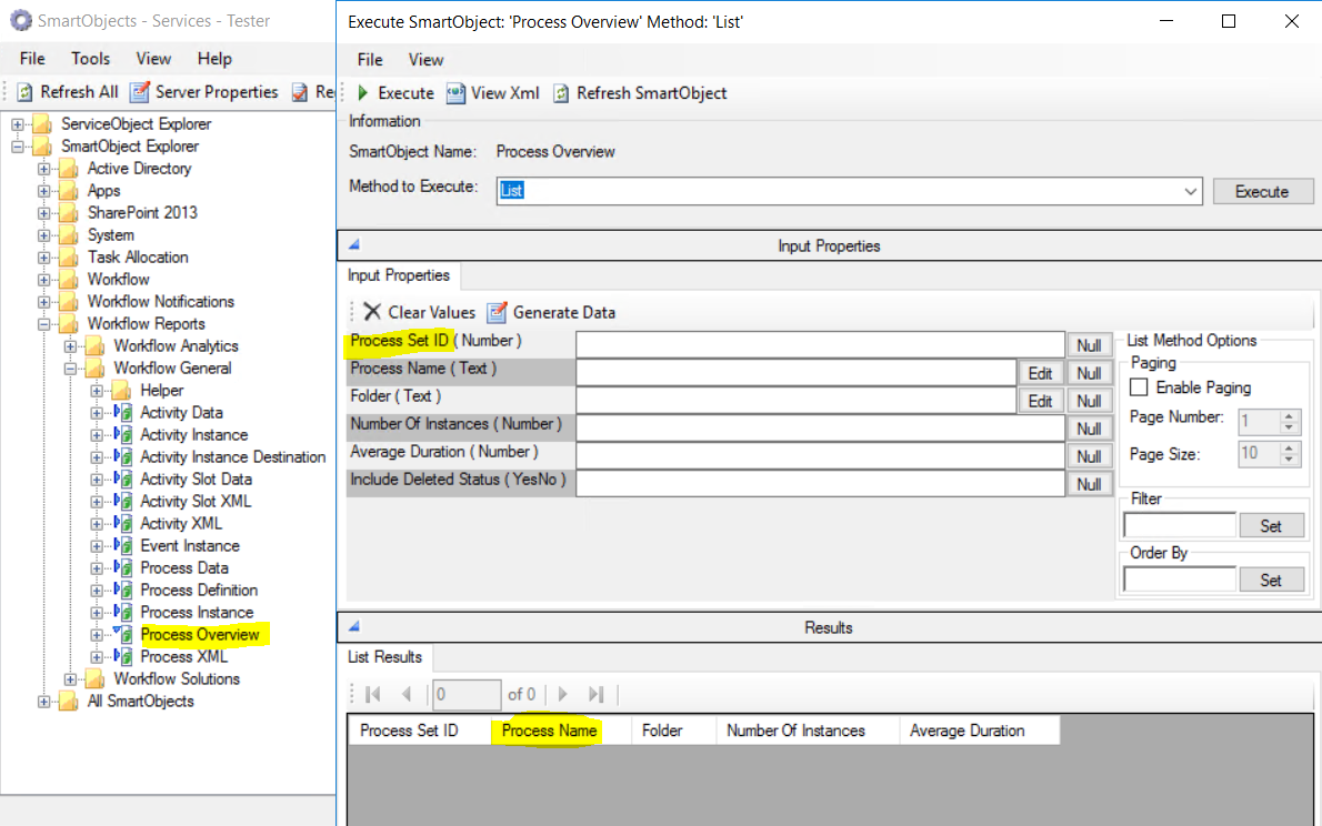 K2 – How to identify process name by process instance ID