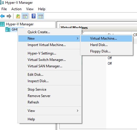 Creating Hyper-V VM with Ubuntu Server | Mike's Blog